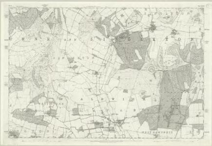 Sussex XLVIII - OS Six-Inch Map