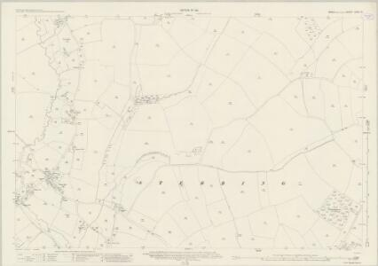 Essex (New Series 1913-) n XXV.13 (includes: Stebbing) - 25 Inch Map