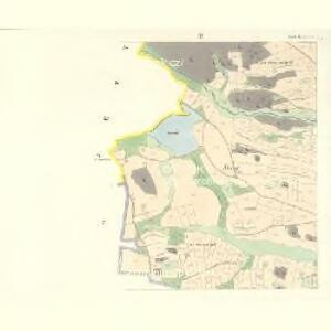 Gross Bor (Welky Bor) - c8441-1-002 - Kaiserpflichtexemplar der Landkarten des stabilen Katasters