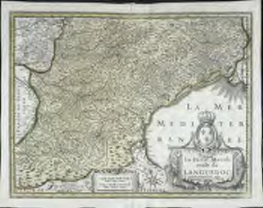 La partie meridionale du Languedoc