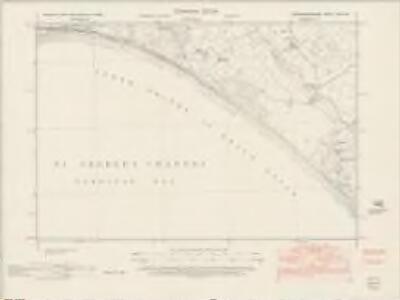 Caernarvonshire XLIV.SE - OS Six-Inch Map