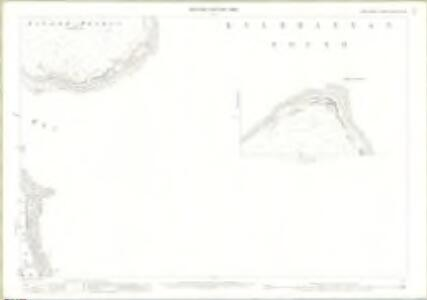 Argyll, Sheet  258.10 & 06 - 25 Inch Map