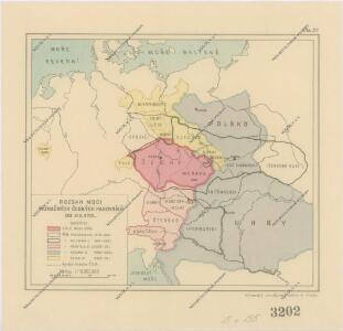 Rozsah moci význačných českých panovníků do XIV. stol.