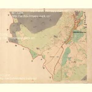 Heilbeunn - c1948-1-002 - Kaiserpflichtexemplar der Landkarten des stabilen Katasters