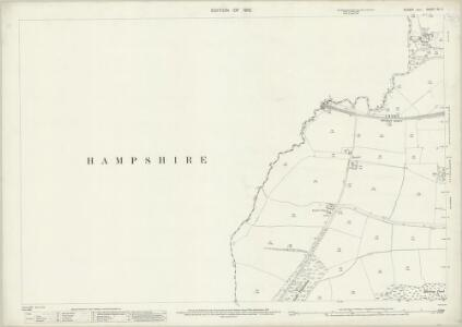 Sussex XX.11 (includes: Buriton; Harting; Petersfield; Steep) - 25 Inch Map