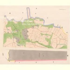 Rosshaupt - c6597-1-002 - Kaiserpflichtexemplar der Landkarten des stabilen Katasters