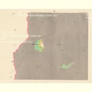 Schönwald - c3869-2-007 - Kaiserpflichtexemplar der Landkarten des stabilen Katasters