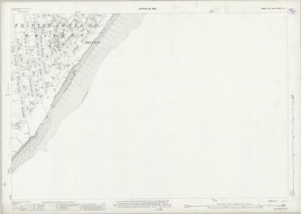 Essex (New Series 1913-) n L.1 (includes: Frinton and Walton) - 25 Inch Map