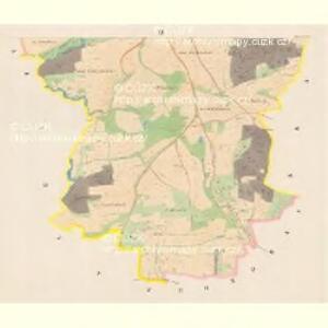 Schichowitz - c9438-1-003 - Kaiserpflichtexemplar der Landkarten des stabilen Katasters