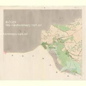 Pollanka - c5973-1-003 - Kaiserpflichtexemplar der Landkarten des stabilen Katasters