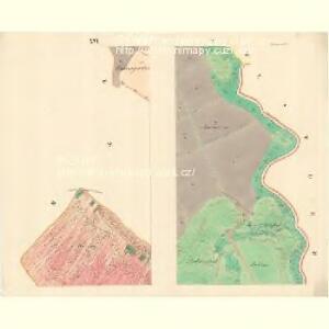 Strassnitz - m2902-1-004 - Kaiserpflichtexemplar der Landkarten des stabilen Katasters