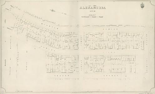 Alexandria, Sheet 4, 2nd ed. 1893