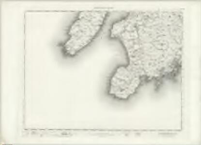 Bowmore - OS One-Inch map