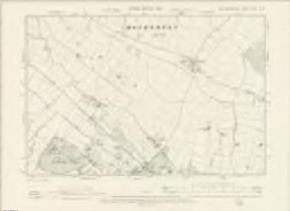 Nottinghamshire XXIX.SE - OS Six-Inch Map