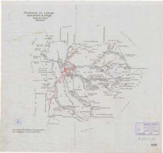 Mapa planimètric de l'Albagés