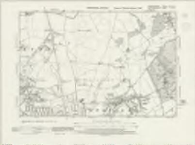 Bedfordshire XXX.SW - OS Six-Inch Map