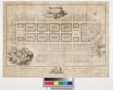 To His Sacred Majesty George III... this Plan of the new streets and squares, intended for his ancient capital of North-Britain... is inscribed by... James Craig