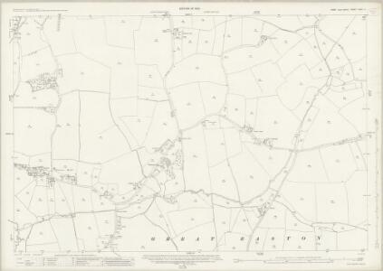Essex (New Series 1913-) n XXIV.11 (includes: Great Easton) - 25 Inch Map