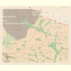 Bržežan (Bržežany) - c0607-1-003 - Kaiserpflichtexemplar der Landkarten des stabilen Katasters