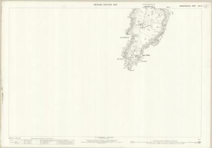 Caernarvonshire XLVI.13 (includes: Bardsey Island) - 25 Inch Map