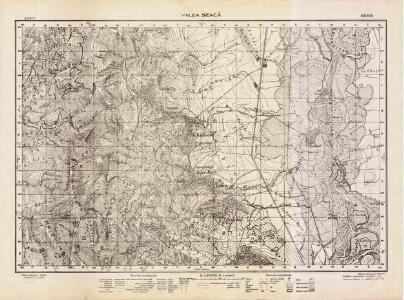 Lambert-Cholesky sheet 4666 (Valea Seacă)