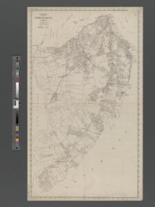 Hammond's complete map of Staten Island, N.Y., Borough of Richmond, New York City.
