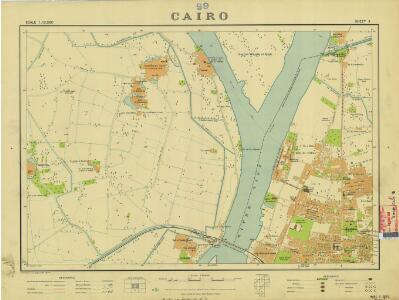 Cairo, 1:10.000 (Sheet 3)