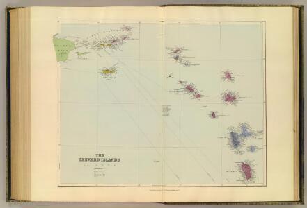 Leeward Islands.