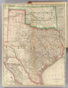 (Texas and Indian Territory)