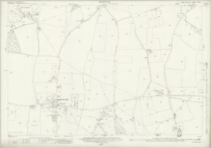 Essex (New Series 1913-) n XCV.4 (includes: Thurrock) - 25 Inch Map