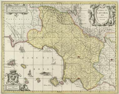 Terra Di Lavoro olim Campania felix