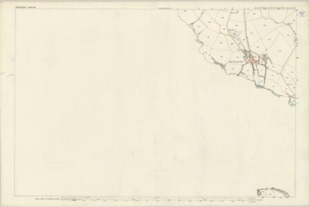 Isle of Man X.10 - 25 Inch Map