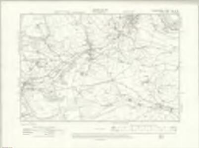Denbighshire XLII.NW - OS Six-Inch Map