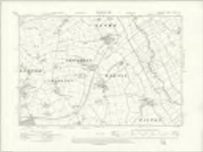 Cheshire XXXI.SE - OS Six-Inch Map
