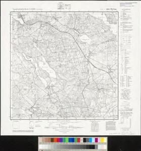 Meßtischblatt 2685 : Rybno, 1940