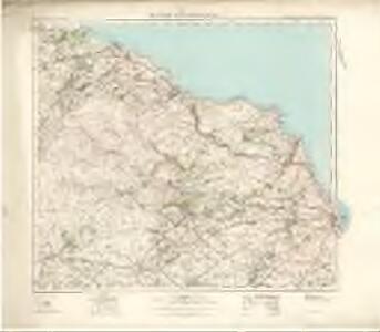 Dunbar  & Lammermuir (75) - OS One-Inch map