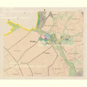 Nekmirz - c5019-1-002 - Kaiserpflichtexemplar der Landkarten des stabilen Katasters
