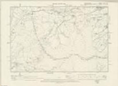 Denbighshire XXXI.SE - OS Six-Inch Map