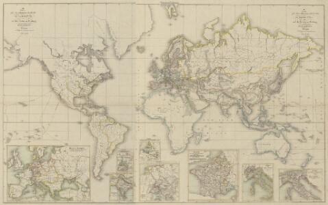 XIII. Charte für die allgemeine Geschichte von Friedrich IIten Tode bis auf den Frieden von Presburg : d.i. von 1786 bis 1805 n. Christus