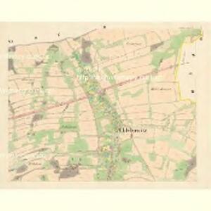 Chlebowitz (Chlebowic) - m0956-1-002 - Kaiserpflichtexemplar der Landkarten des stabilen Katasters