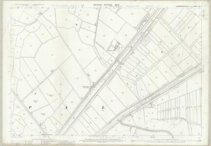 Cambridgeshire XXV.6 (includes: Chatteris; Mepal; Sutton; Welches Dam; Witcham) - 25 Inch Map