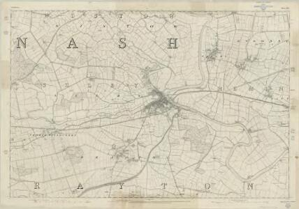 Yorkshire 221 - OS Six-Inch Map
