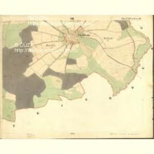 Wadetstieft - c2378-1-008 - Kaiserpflichtexemplar der Landkarten des stabilen Katasters