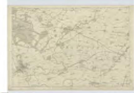 Ayrshire, Sheet XVII - OS 6 Inch map
