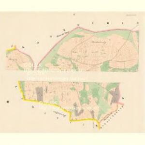 Wollschan (Wolssany) - c5458-1-001 - Kaiserpflichtexemplar der Landkarten des stabilen Katasters