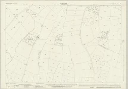 Leicestershire XX.3 (includes: Freeby; Waltham) - 25 Inch Map