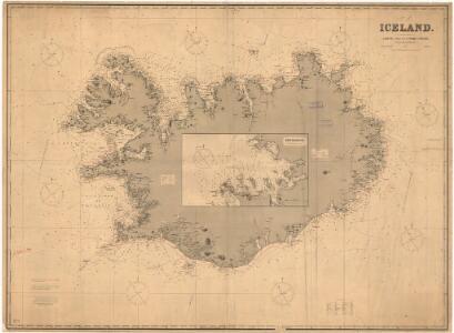 Museumskart 192: Iceland