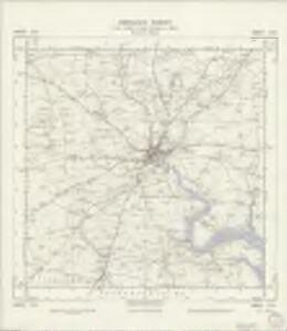 SM91 - OS 1:25,000 Provisional Series Map