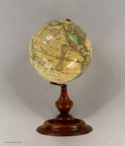 Joslin's Six Inch Terrestrial Globe.