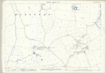 Essex (1st Ed/Rev 1862-96) XXXIII.6 (includes: Barnston; Great Waltham) - 25 Inch Map